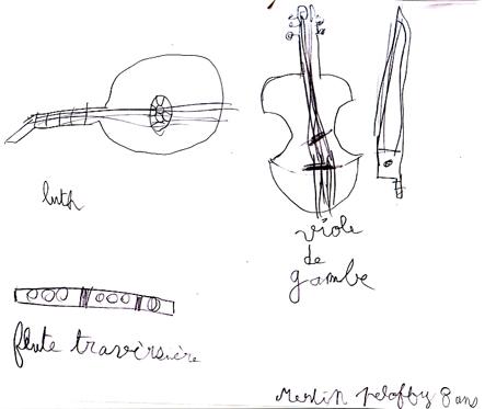 Extrêmement Eveil musical, Tout Petit Conservatoire, dessin musique enfants  MN54