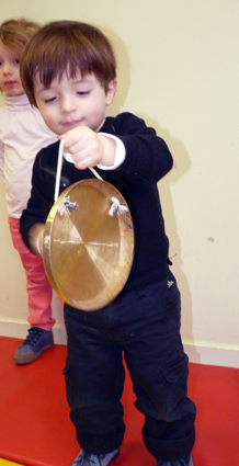 percussion gong
