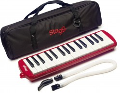melodica rouge
