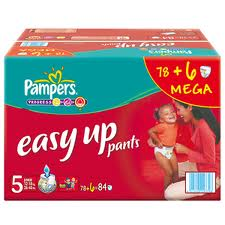 easy up pants pampers